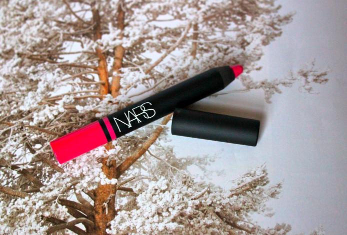 Stylisted - Nars Pink Lip