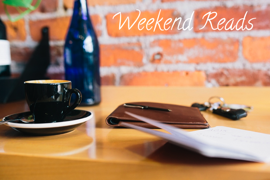 Stylisted - Weekend Reads #2