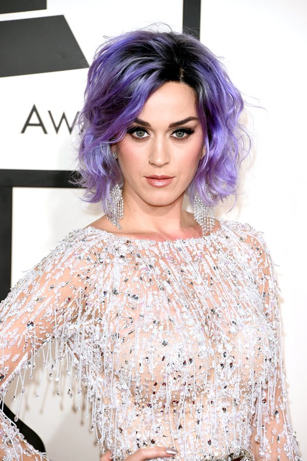 Stylisted - Grammy Beauty Katy Perry