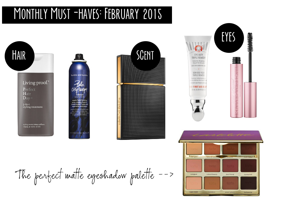 Stylisted - Monthly Must-haves February