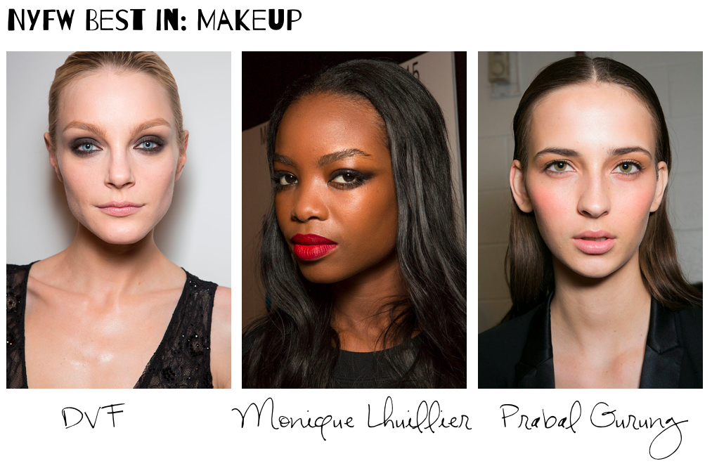 Stylisted - NYFW Makeup