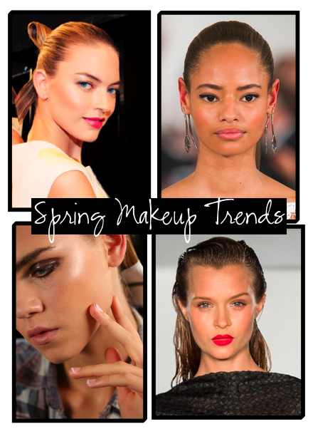 Stylisted - Spring 2015 Makeup Inspiration