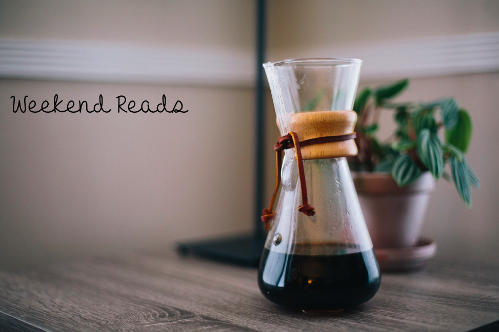 Stylisted - Weekend Reads 6