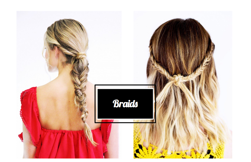 Stylisted - Graduation Hair - Braids