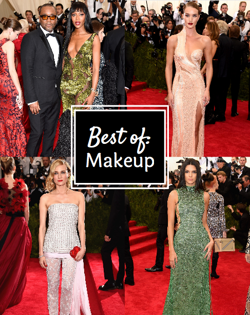 Stylisted - Met Gala - Makeup