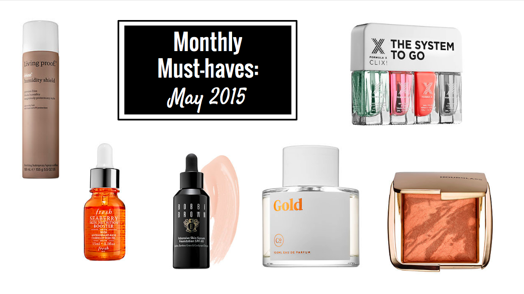 Stylisted - Monthly Must-Haves May 2015