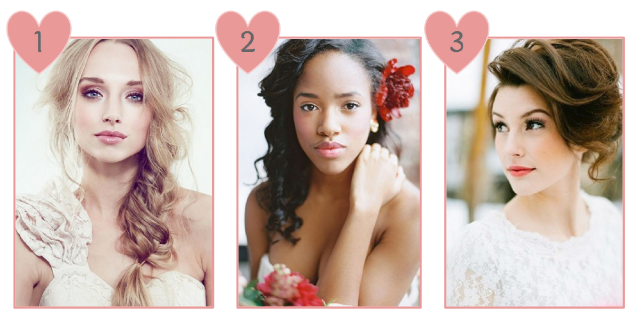 Stylisted - Bridal Makeup Inspiration 1