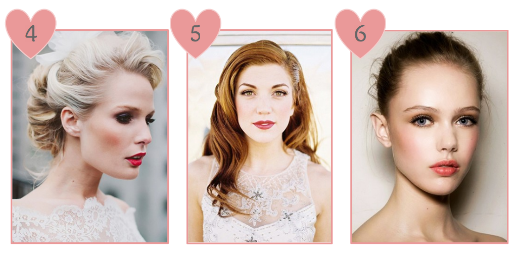 Stylisted - Bridal Makeup Inspiration 2
