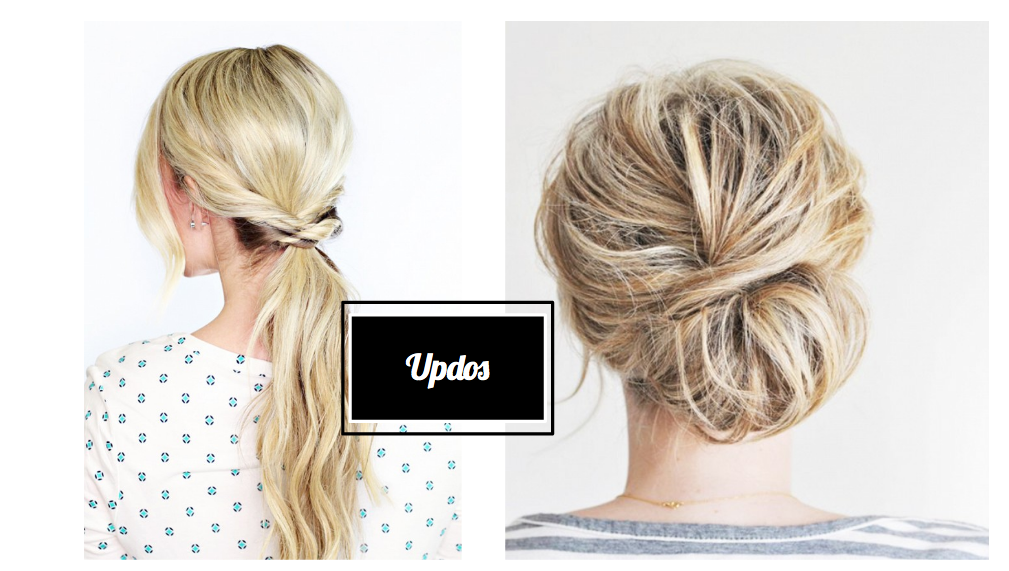 Stylisted - Graduation Hair - Updos
