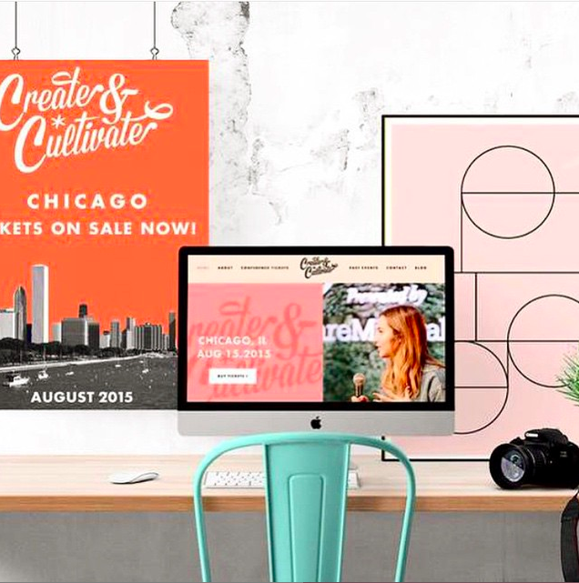 Stylisted, Create + Cultivate, Conference, Chicago
