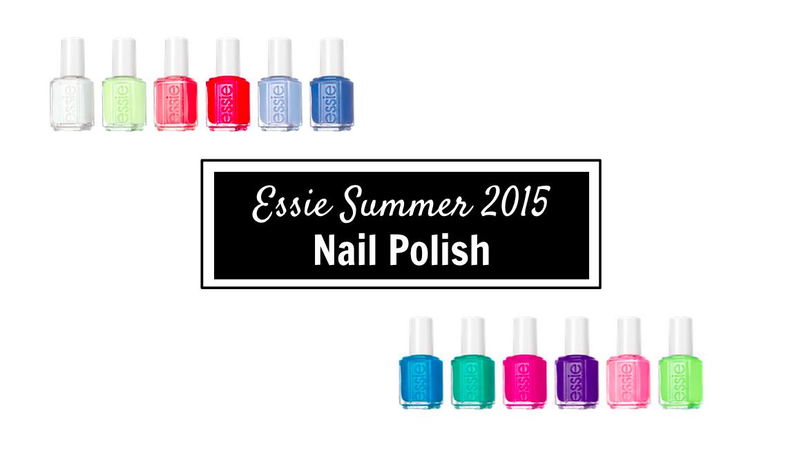 Stylisted - Essie Summer 2015 Nail Polish